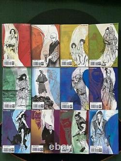 Vagabond Vol 1-12 English Manga COMPLETE SET VIZ BIG by Takehiko Inoue