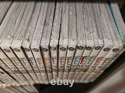 Vagabond vol 1-37 Complete Manga lot set in English RARE