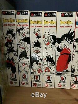 Vizbig Dragon Ball and Dragon Ball Z Complete Collection 1-5 1-9