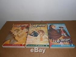 W Juliet Vol. 1-14 Manga Graphic Novel Book Complete Lot English Viz Shojo