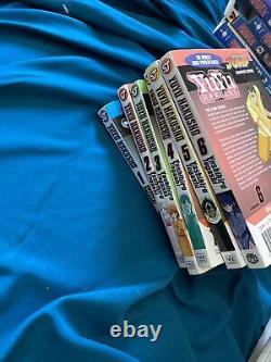 Yu YuYu Hakusho English complete manga lot vol 1-19 full set (Great condition)